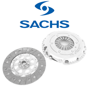 SACHS Clutch Kit - 2 Piece - fits Vauxhall / Opel Vectra, Saab 9-3 - 1.9D
