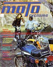 MOTOCYCLISME 55 YAMAHA RD 250 125 Trial MONTESA Cota CIMATTI 50 AGOSTINI 1974 1