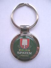 Spaten Beer Key Chain, Spaten German Beer Logo Keychain, Spaten Beer Key Chain