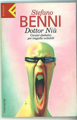 Diplomatisch Benni Stefano Dottor Niu' Corsivi Diabolici Feltrinelli 2001 Super Ue Om Een Hoge Bewondering Te Winnen