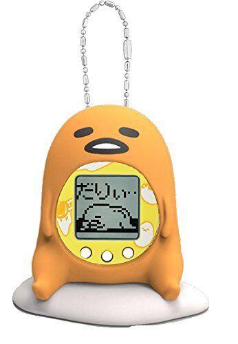 Bandai Tamagotchi GudetamaTamagotchi Cover Set Sitting GudeTama ver