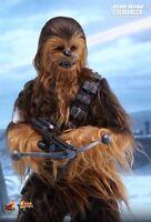CHEWBACCA Hot Toys 1/6 Figurine (Star Wars:Force Awakens) LTD