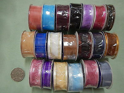 Ribbon Assorted Rolls x 20   (SetB4)