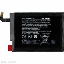Battery For Nokia Lumia 1520 BV-4BW - 3400mAh