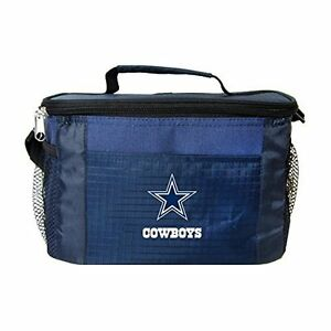 Image Is Loading Nfl Dallas Cowboys Lunch Bag Insulated Box Tote