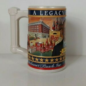 Budweiser-A-Legacy-of-Quality-2002-State-Convention-Ceramic-Stein