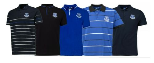 Everton FC Football Polo Shirt Official Kids Gift t