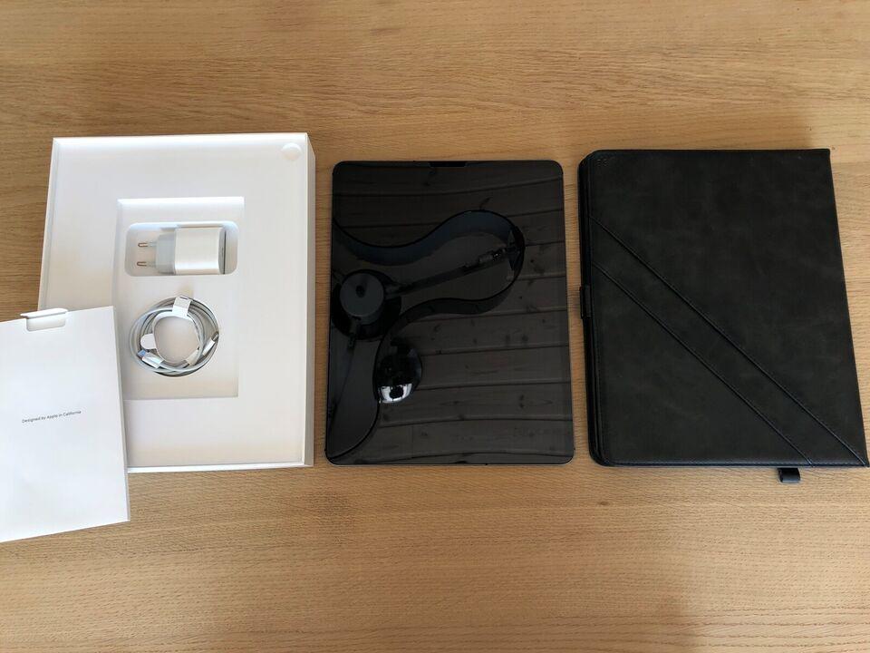 iPad Pro 3, 64 GB, sort