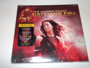 """""""The Hunger Games, Catching Fire Soundtrack"""" Sealed CD ..."""