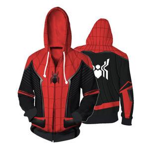 Marvel X-Men Deadpool Cosplay Pullover Hoodie Jacke SweatShirt Kapuzen Sweater