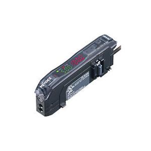 12-24VDC 39//52mA PNP New Keyence FS-N12P Digital Fiber Optic Sensor 1 Output