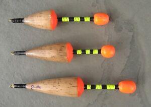 Handmade Ian Lewis Zander bob fishing float - 3/4/5AAA (Zanbob)