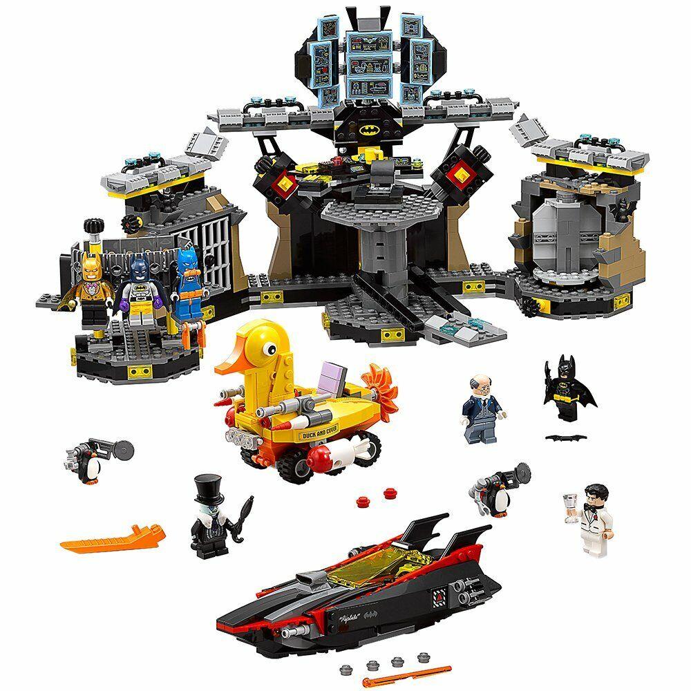 Lego Batman Película Baticueva rojoura en 70909 Kit de construcción envío gratuito Nuevo