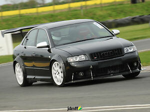 audi a4 s4 fender flares wide body kit wheel arch 90mm 3 5 4pcs rh ebay com 2002 Audi A6 Service Manual 2002 Audi Car