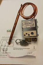 Kapillar-Regelthermostat TR2 als Einbauregler 35-90°C Kapillarrohr: 1500 mm lang