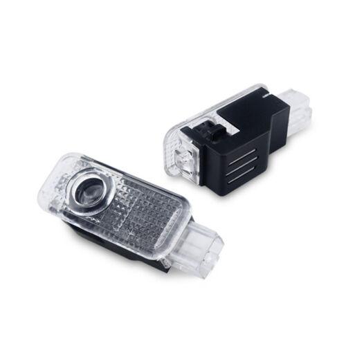 2 lumières de seuil de porte Logo A4 AUDI S4 RS4 B7 B8 Cabriolet Break Sline #5