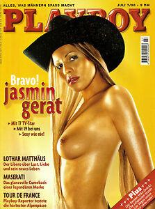 Playboy Juli/07/1998 Jasmin Gerat* - Deutschland - Vollständige Widerrufsbelehrung Widerrufsbelehrung Widerrufsrecht Sie haben das Recht, binnen einen Monat ohne Angabe von Gründen diesen Vertrag zu widerrufen. Die Widerrufsfrist beträgt einen Monat ab dem Tag, an dem Sie oder ein von Ihn - Deutschland