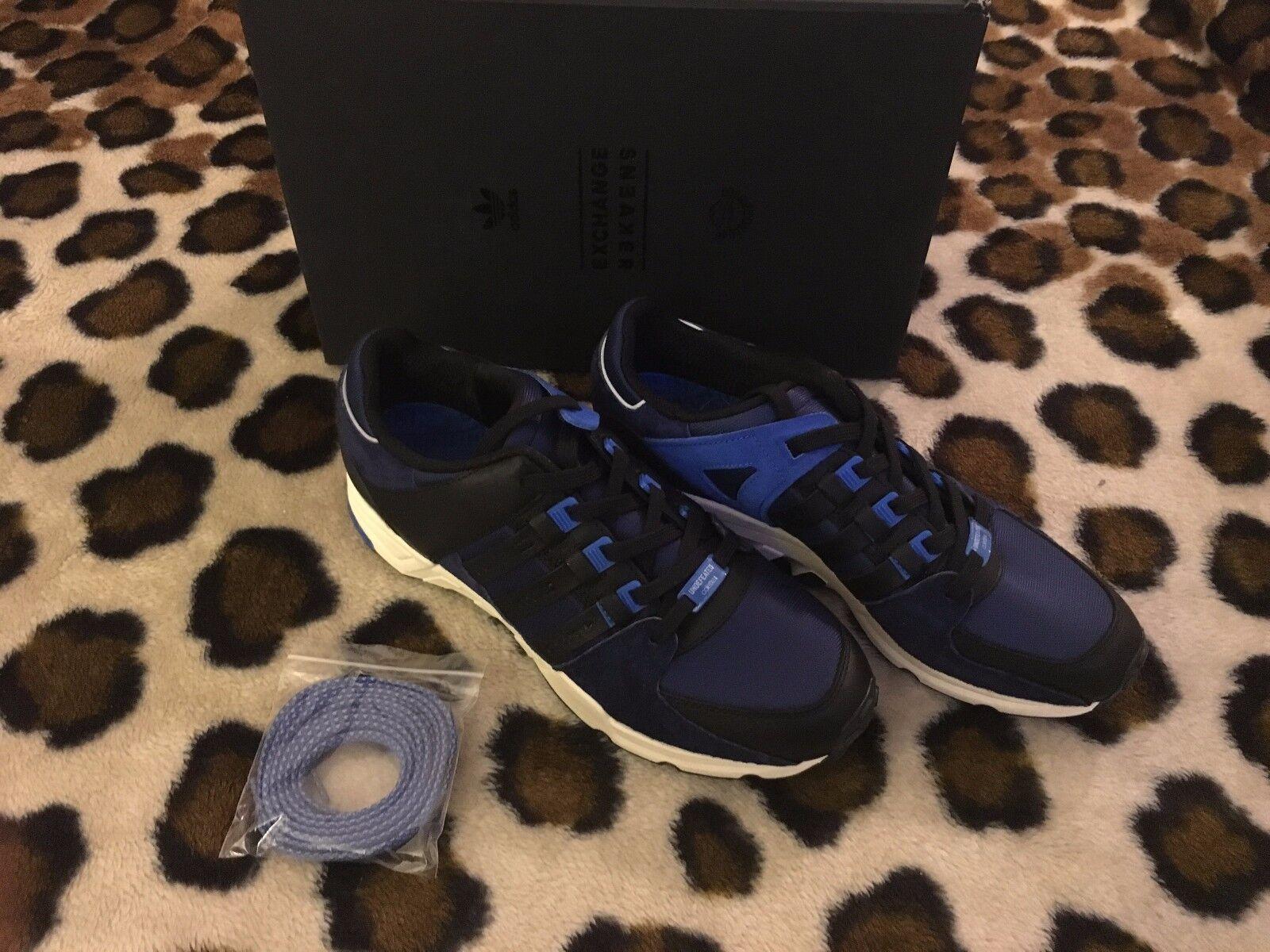 New Adidas Consortium Undefeated Colette Men sz sz sz 11 EQT Support SE Blau schwarz 415ed4