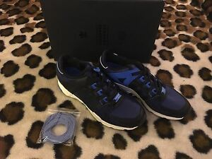 more photos 5cf42 d4812 Details about New Adidas Consortium Undefeated Colette Men sz 11 EQT  Support SE blue black