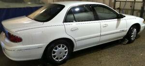 Buick Century Custom 4-Door Sedan - Mainly Highway KMs