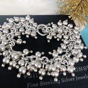 Sterling Silver Cha-Cha Bracelet SILPADA B0919 RET