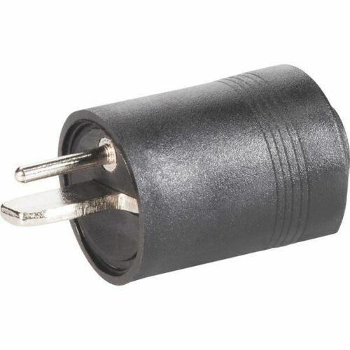 Conectores de altavoz sin doblar protección 205003 Bkl electrónica