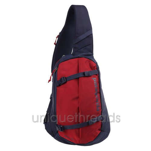 Classic Red Patagonia Atom Sling Backpack 8L