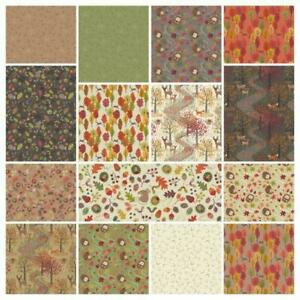 Autumn-in-Bluebell-Wood-by-Lewis-and-Irene-Charm-Pack-Studio-Cut