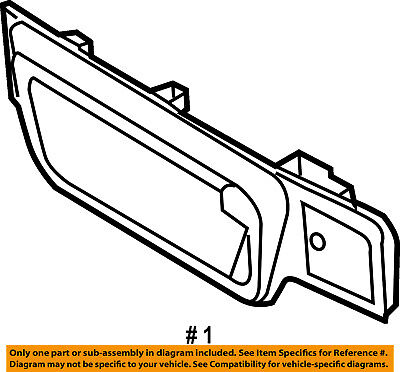 Dodge CHRYSLER OEM 94-02 Ram 3500-Outside Exterior Door Handle Left 55275023AB