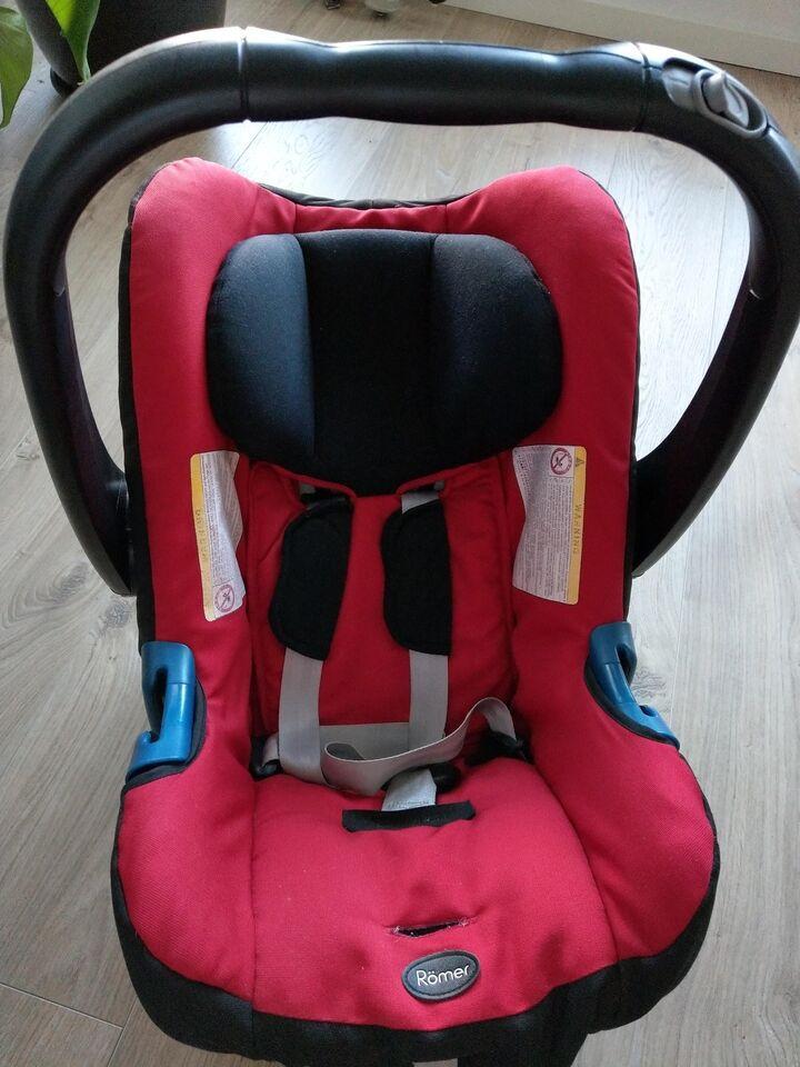 rømer autostol baby safe plus 2