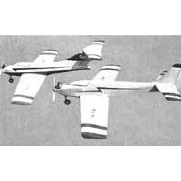 Bauplan Jetliner HO-X-3 Modellbauplan Modellbau Kunst- und Sportflugmodell