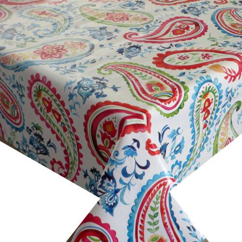 Toile Cirée largeur 140 cm dcfix persian Modern Coloré Longueur whl nappe BVL