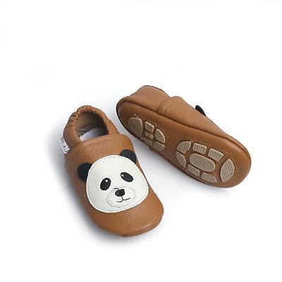 Dedito Pantofole's Krabbelschuhe Pantofole Liya - #607 Panda In Marrone Ocra-mostra Il Titolo Originale Per Godere Di Alta Reputazione A Casa E All'Estero