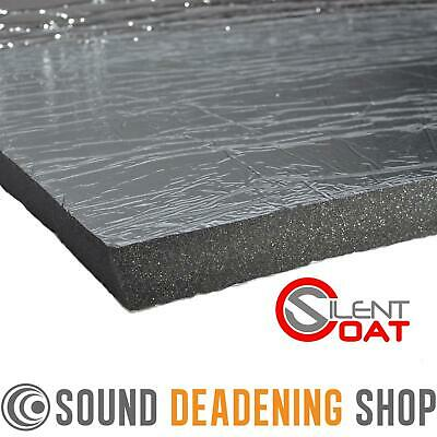 Silent Coat Noise Buffler 30mm Engine Soundproofing Bonnet Liner Hoodliner