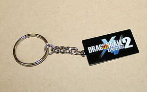 Dragon-Ball-Xenoverse-2-rare-promo-Metal-Keychain-Keyring