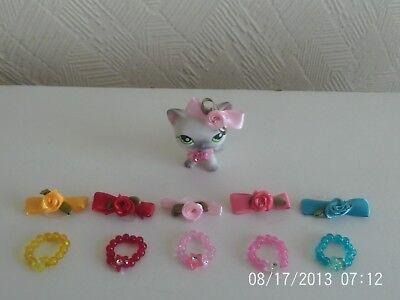 Abbigliamento E Gadget Made For Lps Littlest Pet Shop-mostra Il Titolo Originale