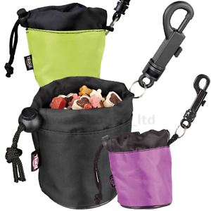 Trixie-Mini-Treat-Snack-Bag-With-Drawstring-And-Trigger-Hook-Dog-Puppy-6cm-x-9cm