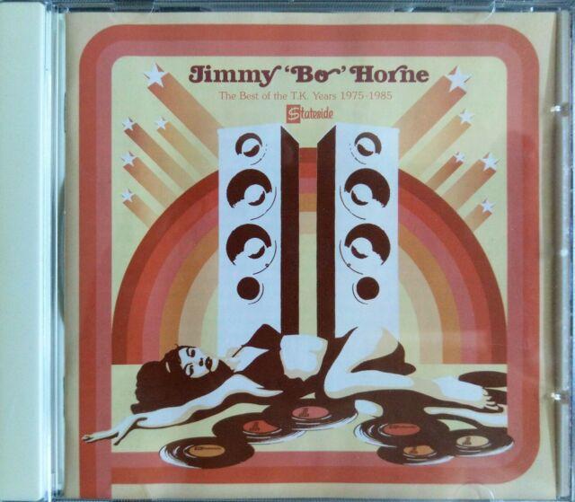 """JIMMY """"BO"""" HORNE KC SUNSHINE BAND Best Of TK Years 1975-1985 (2005, CD) LIKE NEW"""
