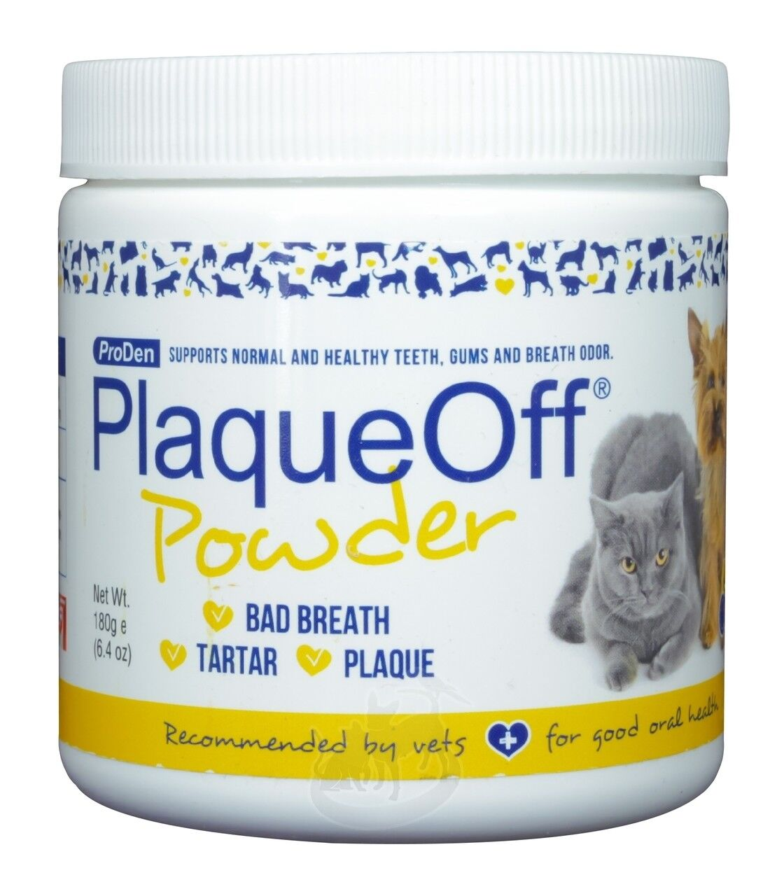 ProDen PlaqueOff for Dogs & Cats (180 g)