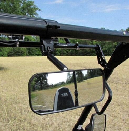 Seizmik UTV Wide Angle Rear View Mirror 2in 18052