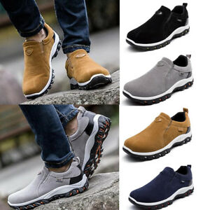 Mens-Breathable-Running-Sport-Shoes-Casual-Sneakers-Outdoor-Hiking-Shoes-US6-5-9