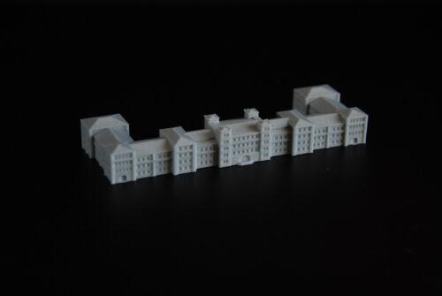 Kaserne GW23 Wohnhaus Kontor 1:1250 1//1200