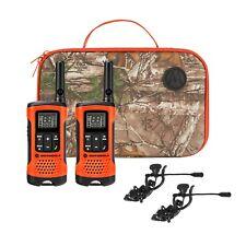 Motorola Talkabout T265 Two-Way Radio, 2 Pack Bundle, Orange