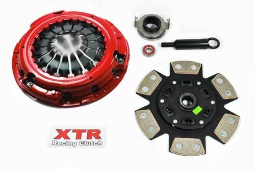 XTR STAGE 3 CLUTCH KIT for 06-14 SUBARU IMPREZA WRX 2.5L TURBO EJ255 5-SPEED
