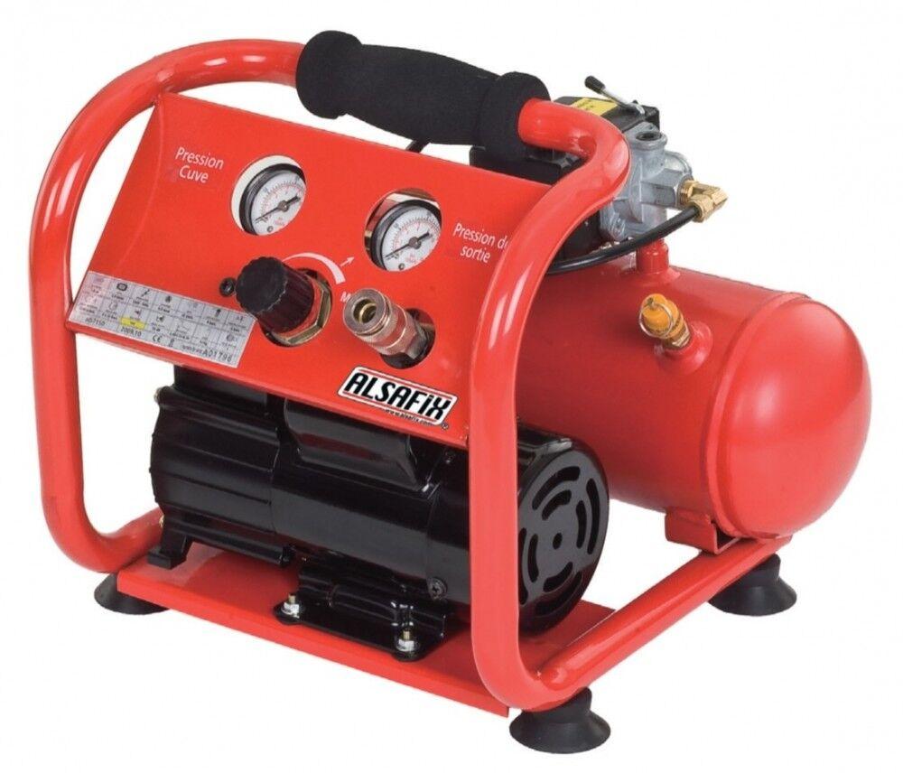 ALSAFIX Kompressor ALAIR 4 40 Ölfrei