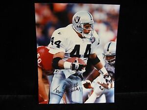 Tom-Rathman-Oakland-Raiders-autographed-8x10-photo-photo-2