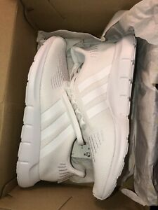Adidas-Women-s-7-Swift-Running-Shoes-White-New-With-Box