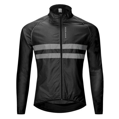 Cycling Jersey Long Sleeve//Sleeveless MTB Bike Gilet Windbreaker  Riding Coat
