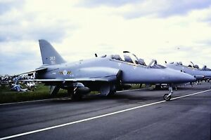 2-167-2-British-Aerospace-Hawk-T-1-Royal-Air-Force-XX263-Kodacrome-SLIDE