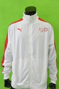 tanio na sprzedaż naprawdę wygodne sklep Details about PUMA POLAND I Love Football Polska Zipper Tracksuit  Sweatshirt SIZE XL (adults)